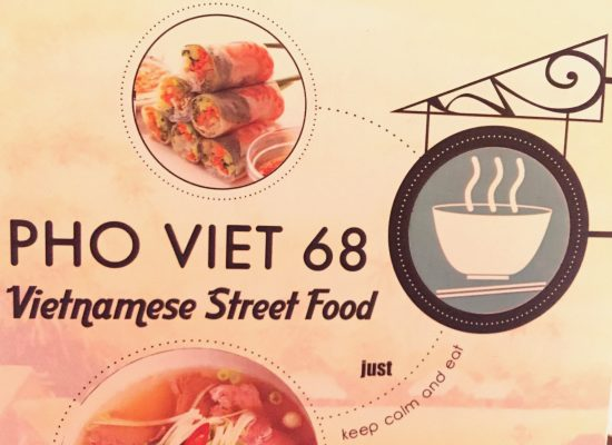 Unfinished Food – Pho Viet 68